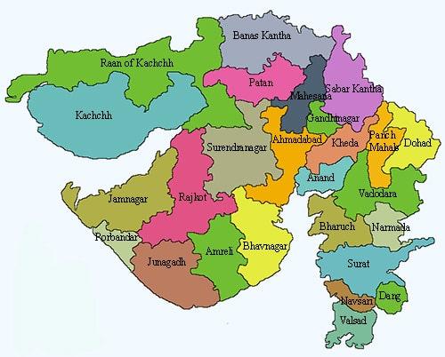 Gujarat Ki Jansankhya kitni hai